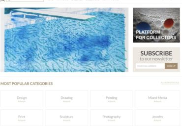 WHERE TO FIND THE BEST ONLINE CONTEMPORARY ART SITES