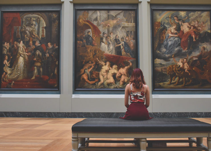 Blockchain Technology Disrupts the Art Markets