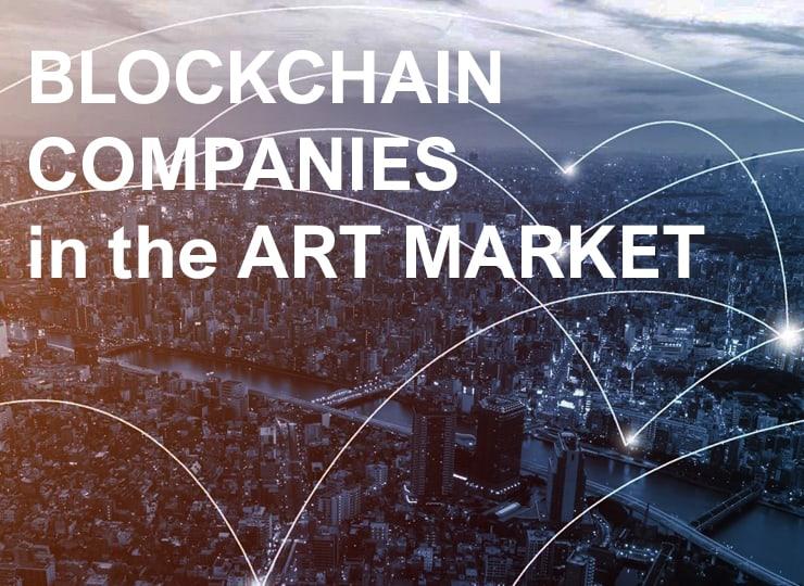 Blockchain Companies in the Art Market