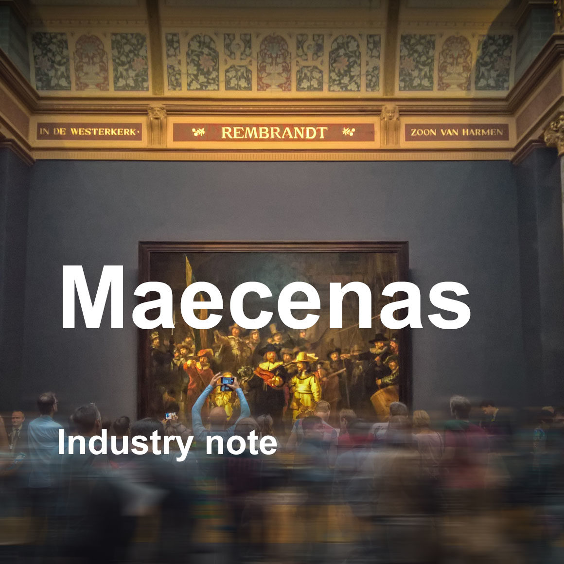 Industry Note on Maecenas