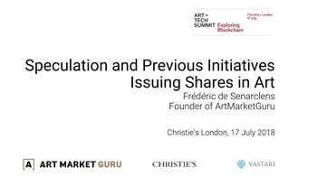 ArtMarketGuru Christies presentation