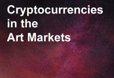 Cryptocurrencies in the Art Markets