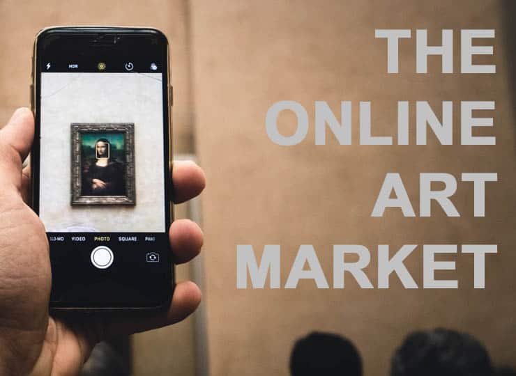 GROWTH OF THE ONLINE ART MARKET