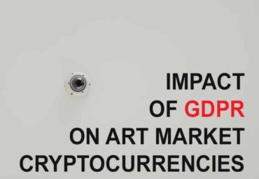 The Impact of GDPR on Art Market Cryptocurrencies