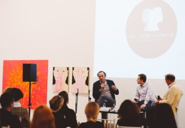 Event lead by Art World Forum in association with START Art Fair at the Saatchi Gallery