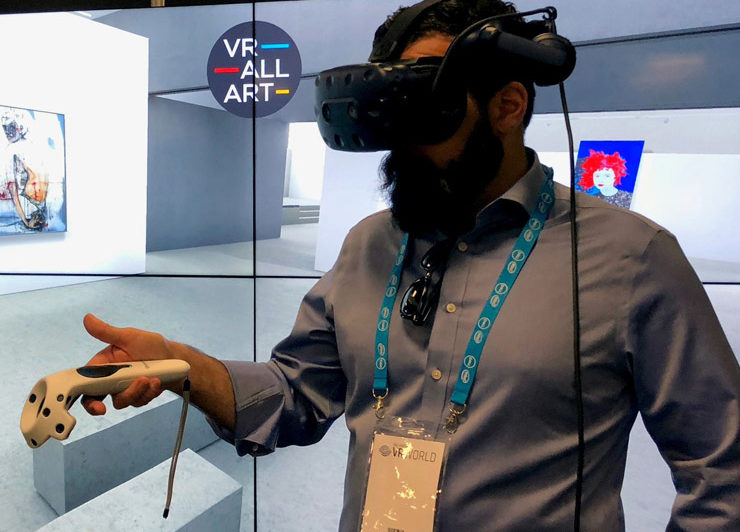 VR ALL ART – Interview with CEO ...