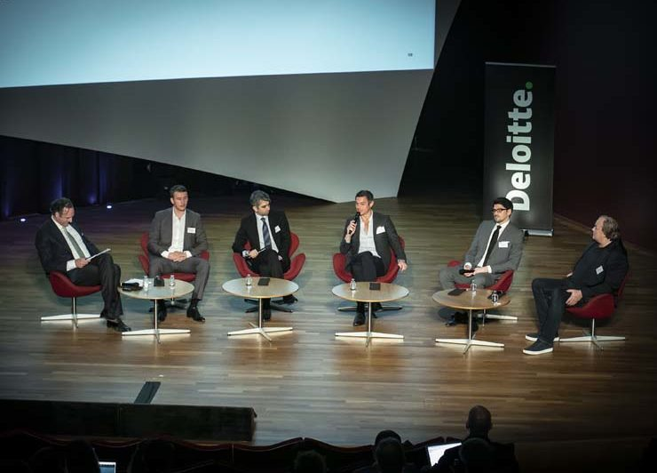 Deloitte Art & Finance Conference, Luxembourg