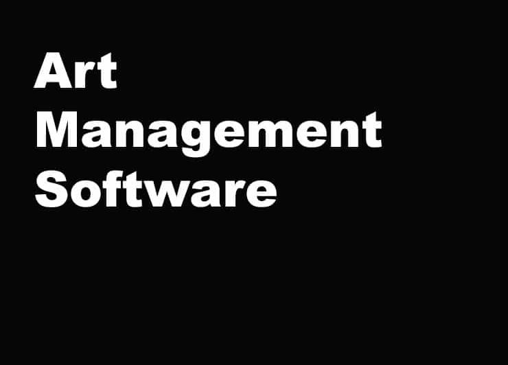 Art Management Software: Proprietary or ...