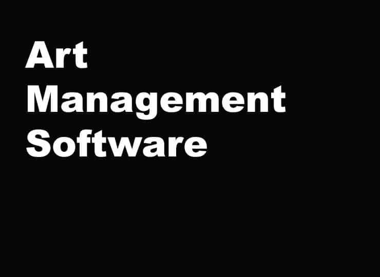 Art Management Software: Proprietary or Open Source?