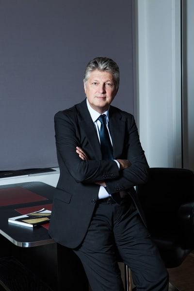 François Tajan, deputy chairman, Artcurial, photo credit: Flavien Prioreau