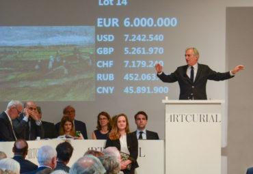 Interview with François Tajan, Deputy Chairman of Artcurial