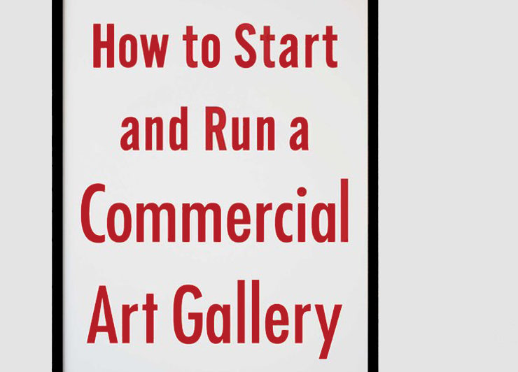How to Start and Run a Commercial Art ...