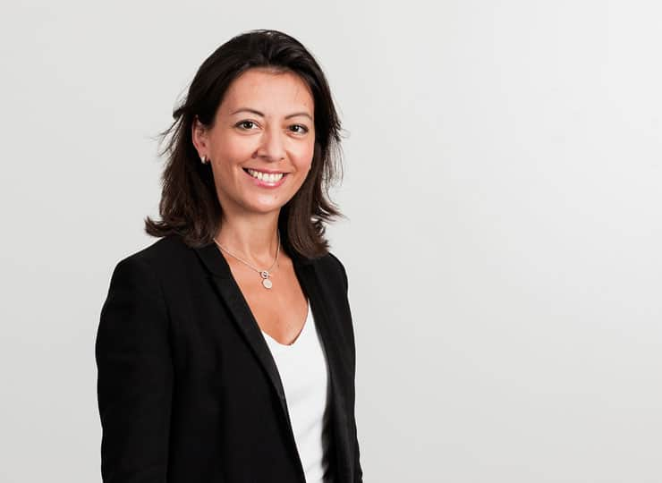 Sylvie Gleises – Global Head of Distribution, Marketing, Communication AXA Art & Regional CEO Continental Europe
