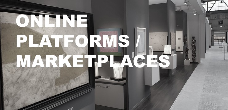 ONLINE PLATFORMS / MARKETPLACES